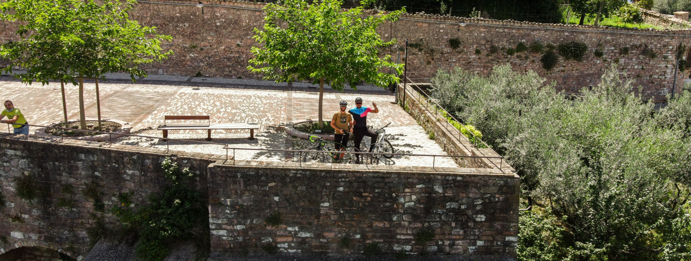 Spello Umbria Bike Tour Home